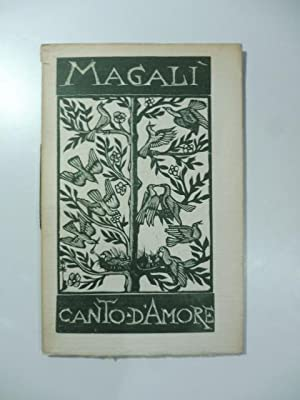 Magali'. Canto d'amore