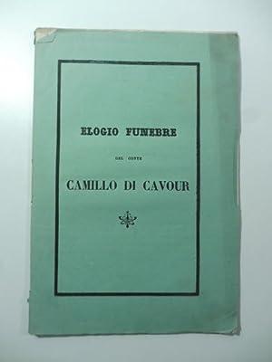 Elogio funebre del conte Camillo di Cavour: Pietro Barnabo' Silorata