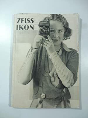 Zeiss Ikon. Apparecchi fotografici ed accessori Zeiss Ikon. Catalogo 1933 C. 506 it.