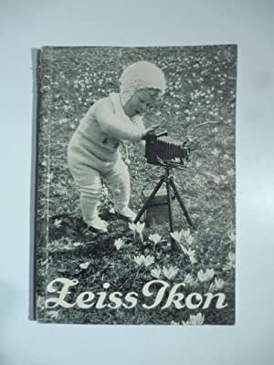 Zeiss Ikon. Consigliere fotografico offerto dalla Ziss Ikon A. G. Dresden