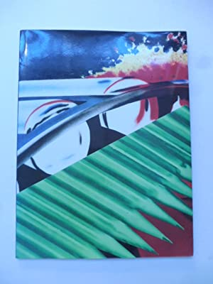 James Rosenquist. Welcome to the water planet and house of fire 1988 - 1989