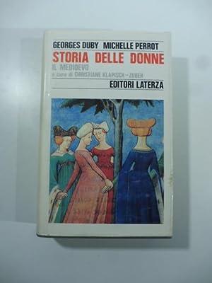 Storia delle donne. Il Medioevo: DUBY Georges, PERROT