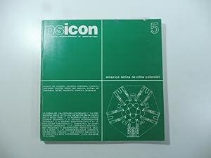 Psicon rivista internazionale di architettura n. 5: AA.VV.