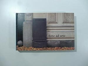 Ante ad arte in Borgonuovo a Torino: MANTOVANI Pino (presentazione)