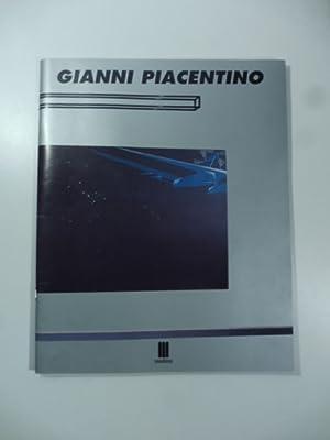 Gianni Piacentino (catalogo 1994): BONITO OLIVA Achille