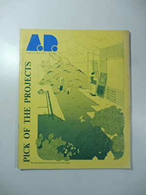 Architectural Design A.D. Volume XLIV, 5, May 1974
