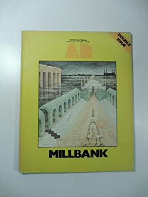 Architectural Design A.D. Volume 47, n. 7-8, 1977. Millbank