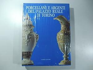 Porcellane e argenti del Palazzo Reale di: GRISERI Andreina, ROMANO