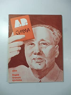 Architectural Design A.D. Volume XLIX, 3, March 1974 [China]