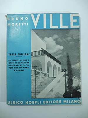 Ville 68 esempi di ville e case di campagna illustrati in for Esempi di ville