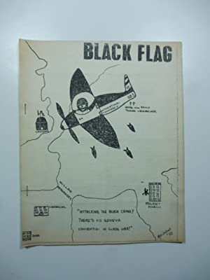 Black flag. Vol. 2 N. 14. October 1972