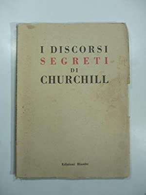 I discorsi segreti di Churchill