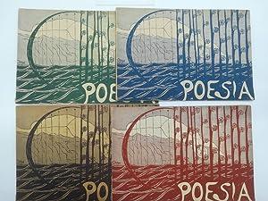 Poesia. Rassegna internazionale diretta da Mario Dessy.: Ezra Pound, James