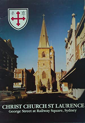 Christ Church St Laurence. George Street at: Kinsela, Joseph.