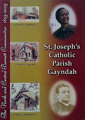 St.Joseph's Catholic Parish Gayndah.The North and Central: O' Sullivan, Doreen.