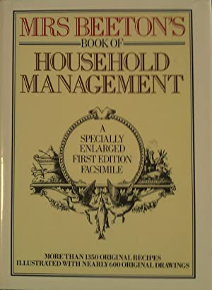 Mrs. Beeton's. Book Of Household Management.: Beeton, Isabella.