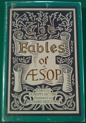 The Fables of Aesop: Jacobs. Joseph. (Edi).