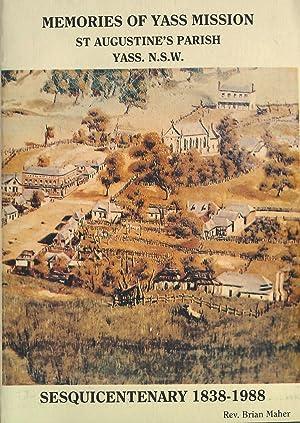 Memories of Yass Mission ST. Augustine's Parish: Maher, Brian. (Rev)