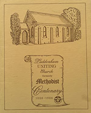 The History of Luddenham Methodist Now Uniting Church Centenary 1886 - 1986.: Sales, Nancy. And ...
