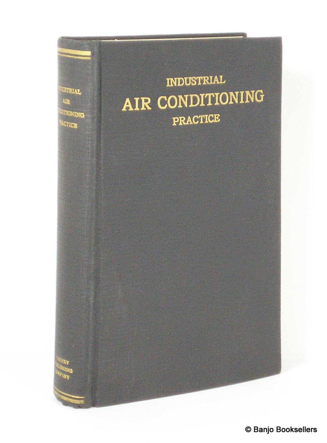 Industrial Air Conditioning Practice