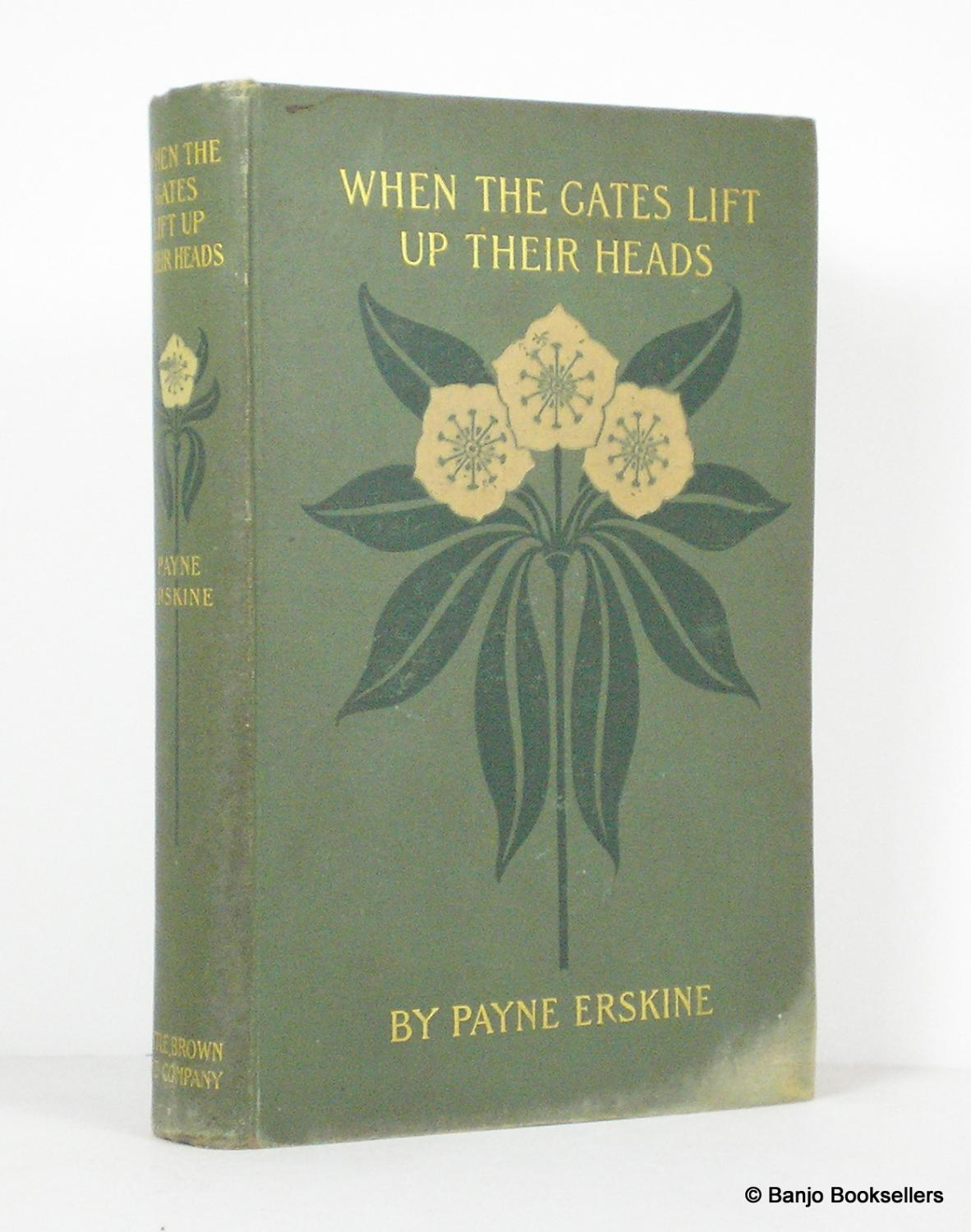 When the Gates Lift Up Their Heads: A Story of the Seventies Erskine, Payne Very Good Hardcover