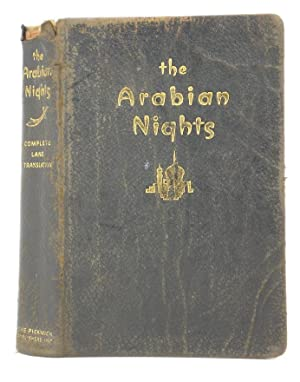 The Arabian Nights' Entertainments - or the: Lane, Edward William