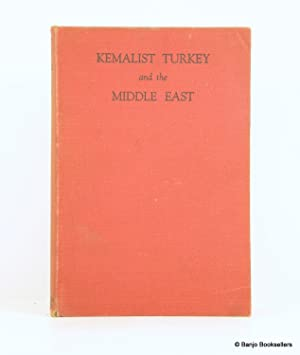 Kemalist Turkey and the Middle East: Krüger, Dr. K.