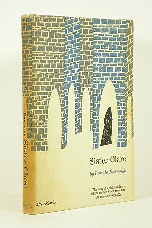 Sister Clare: Burrough, Loretta