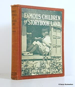 Famous Children of Storybook Land: Large, Laura Antoinette