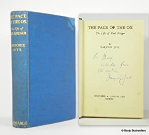 The Pace of the Ox: The Life: Juta, Marjorie
