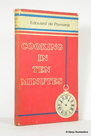 Cooking in Ten Minutes, or the Adaptation to the Rhythm of Our Time