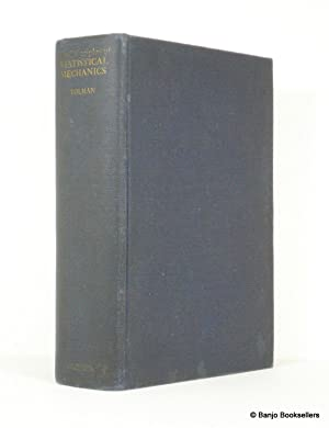 The Principles of Statistical Mechanics: Tolman, Richard C.