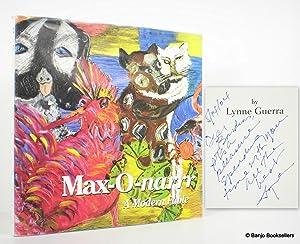 Max-O-Narrr The Monster Cat: An Inspirational Tale: Guerra, Lynne