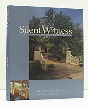 Silent Witness: The Language of Your Home: Andersen, Georg; mcAlister,