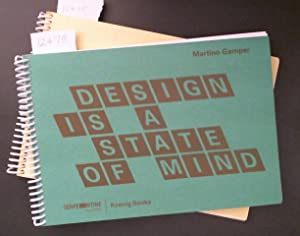 Design Is a State of Mind