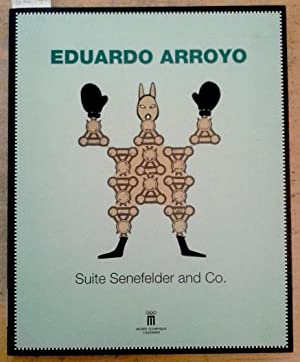 Eduardo Arroyo - Suite Senefelder and Company