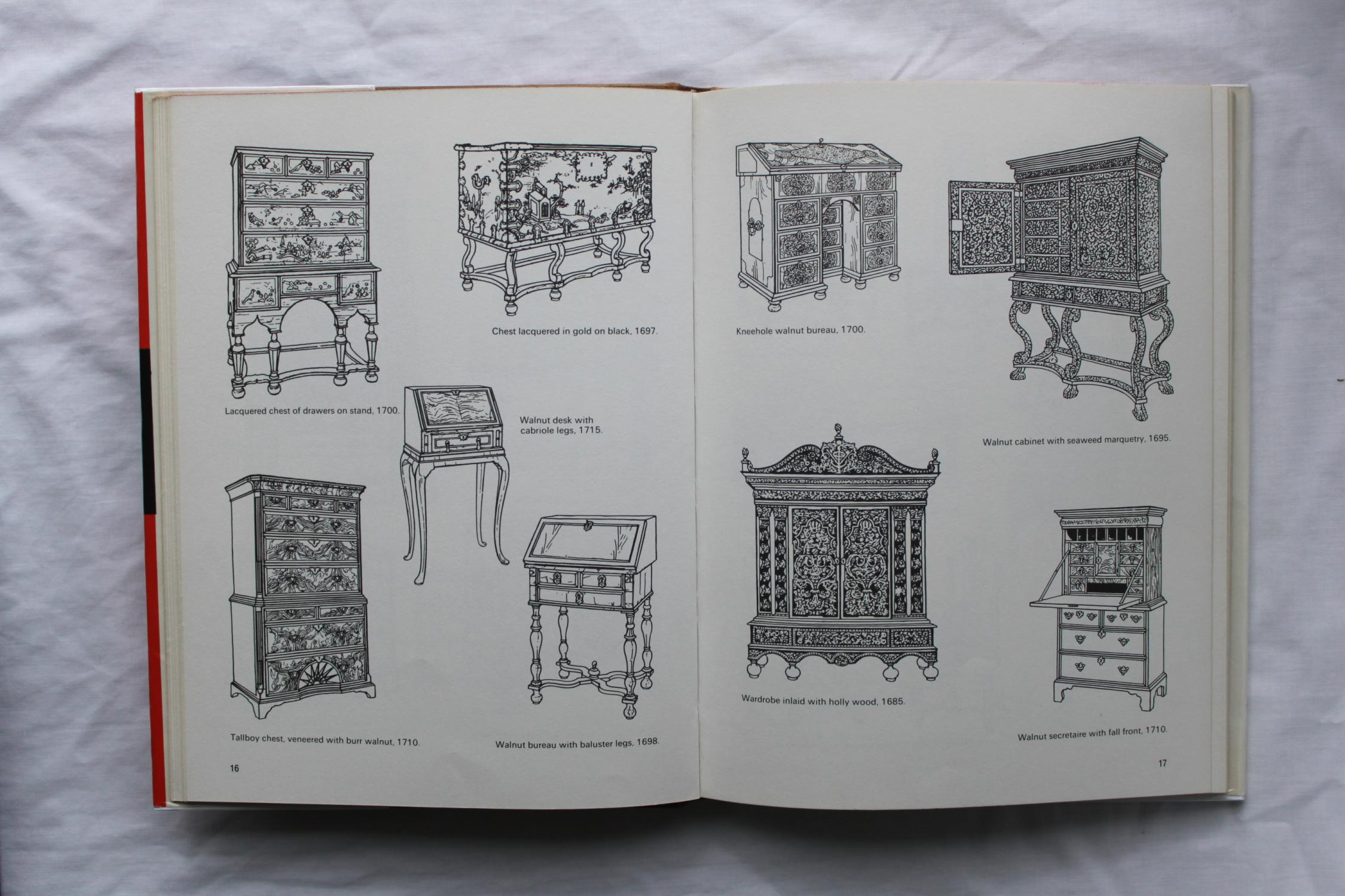 Furniture Design Through The Ages british furniture through the agesrobert keith middlemas