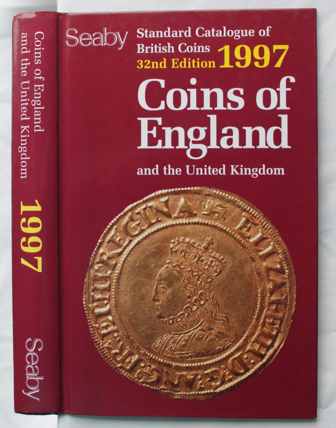 Coins of England and The United Kingdom :