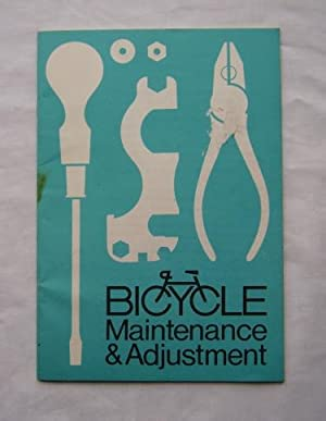 Bicycle Maintenance & Adjustment