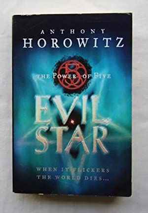 Evil Star : SIGNED COPY: Anthony Horowitz
