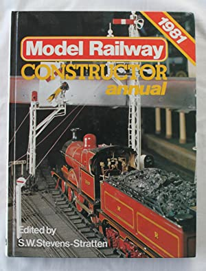 Model Railway Constructor Annual 1981