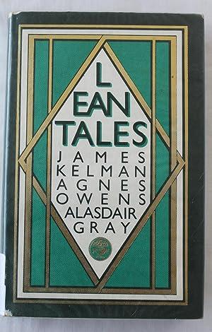 Lean Tales: James Kelman, Agnes