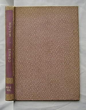 Comus : A Masque: John Milton