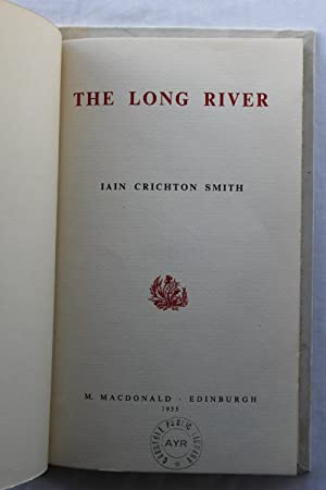 The Long River: Iain Crichton Smith