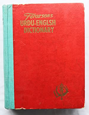 Ferozsons Urdu - English Dictionary