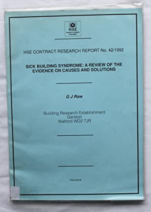 Sick Building Syndrome : A Review of the Evidence on Causes and Solutions : HSE Contract Research ...