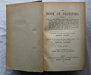 The Book of Dignities: Joseph Haydn and Horace Ockerby