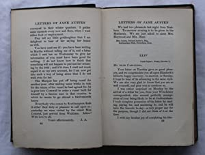 The Novels of Jane Austen : Letters Volume Two