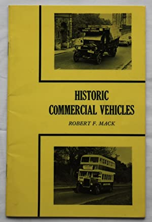 Historic Commercial Vehicles