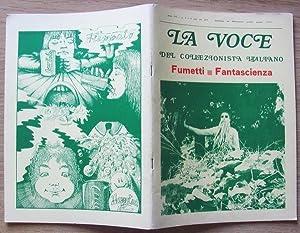 LA VOCE DEL COLLEZIONISTA ITALIANO N.5-6 del: AA.VV.